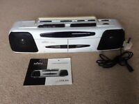 Saisho stereo radio cassette player. Ghetto blaster