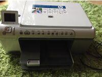 HP Photosmart C5280 All-in-one Printer, Scanner, Copier