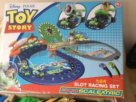 To Story Scalextric