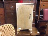 Vintage bedside cupboard