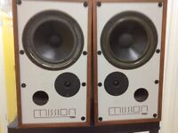 Mission 700 loudspeakers