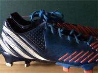 Addidas predator boots size 7