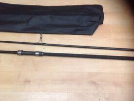 New fox tt carp rod