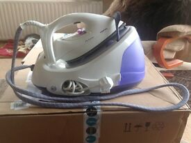 Tefal steam iron and free tefal ironing board
