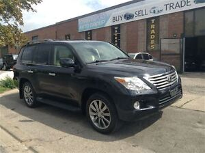 2009 Lexus LX 570 ULTRA PREMIUM | FROMT AND REAR CAMERAS | NAVIG