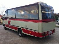 Mercedes 611 mini bus 2.9 diesel 5 cylinder (NO VARIO SPRINTER) lhd left hand drive EXPORT