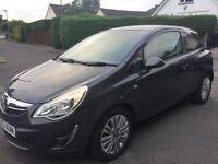 Vauxhall Corsa 1.2 litre - brand new MOT, only 31,000 miles