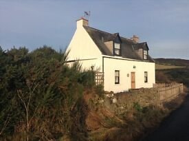 To Let... 2 Bedroom Holiday Cottage with beautiful views. Helmsdale Sutherland.