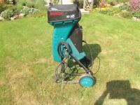 Bosch AXT 16-30 heavy duty garden shredder