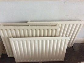 Radiators for sale - various sizes