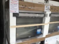 Beko single multifunction oven. 66l oven capacity. £200 RRP £249. New/graded 12 month gtee