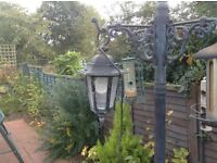 Porch lantern , suitable for anywhere in the garden, nice hanging in arbour