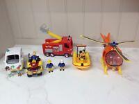 Fireman Sam products