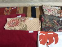 Curtain, upholstery and craft fabric
