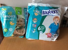 Disposable Nappies no longer needed
