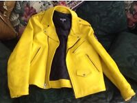 Vintage Clothes Ralph Lauren Bike Jacket