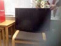 Panasonic TV 32 inch wall mounted