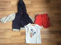Baby/Toddler/Boy clothes size 24m/2y - jacket/shorts/tshirts/trousers