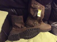 CAT boots size 11 never been used Longstanton