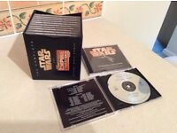 The complete Star Wars and The Empire Strikes Back original radio dramas (Collect Only)
