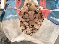 Limestone Sub-Base Aggregate, Clean and Bagged x 11