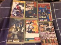 Eastern Heroes/TVB Martial Arts/Kung Fu VHS Tapes For Sale