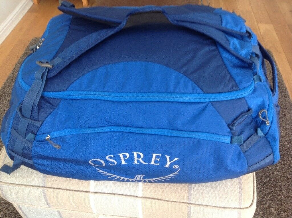 Gorgeous Osprey 95L Transporter Bag - Travel Hold-all. Excellent Condition. 19b0e8aad17f1