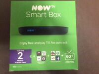 New Now TV Smart Box with 2 Months Cineme Pass