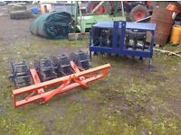 Kubota compact tractor spiker .. Ring only as no texts will b ans