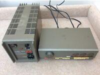 Quad 33 / 303 pre / power amp