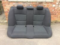 2008 BMW E90 3 Series SE 4 rear seat sofa pre LCI