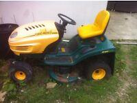 Yardman Ride on Lawnmower Spares or Repair