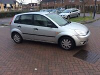 2003 Ford Fiesta Ghia 1.4cc semi automatic 5door 72000 miles ideal first or learner car