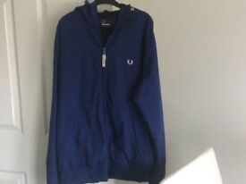 Genuine men's Fred Perry Jacket size small
