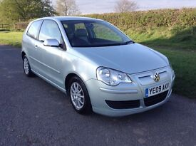 Vw polo tdi low mileage £0 road tax ### now reduced ###