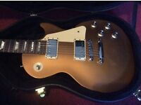 Gibson les paul 2005 gold top