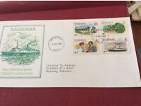 Official First Day Cover x 2 - Stamps