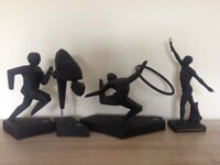 Royal Doulton , Wedgewood 2012 Olympic figurines