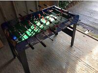 Child football table