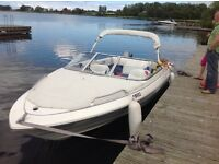 BOAT Speed boat Bayliner *PRICE REDUCED*