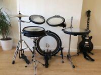 Flats light drums