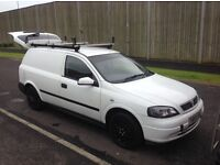 Cheap wee Astra van 1.7cdti 54plate