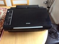 Epsom Printer/scanner