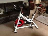 Hi performance exercise bike
