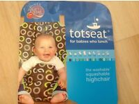 TOT seat for babies who lunch