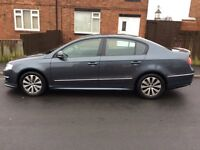 Volkswagan Passat 1.6 TDI BlueMotion Tech 2 4dr