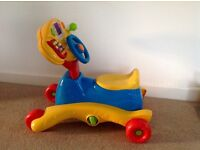 Vtech sit and ride