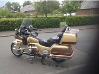 1992 Honda Goldwing gl1500se