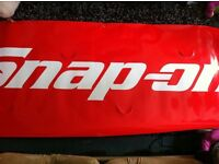 *** Snap On Promotional Banner **** £20