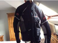 Tuzo touring jacket